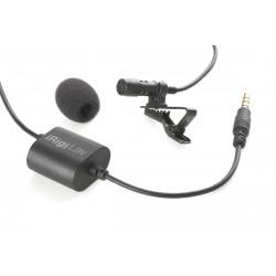 IK Multimedia iRig Mic Lav - Micro Lavalier pour appareils mobiles