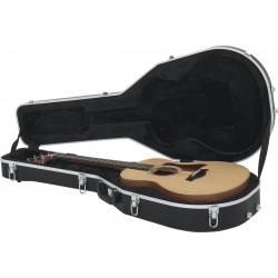 Gator GSMINI - Etui guitare ABS type GS mini - Noir