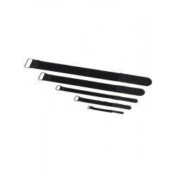 RockBoard Serre-câble - 10 Pack  -  10 mm x 120 mm - Black
