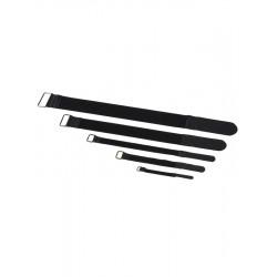RockBoard Serre-câble - 10 Pack - 20 mm x 200 mm - Black