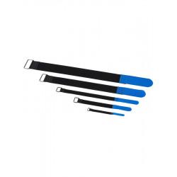 RockBoard Serre-câble - 10 Pack - 20 mm x 200 mm - Blue
