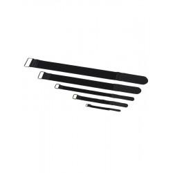 RockBoard Serre-câble - 10 Pack - 50 mm x 500 mm - Black
