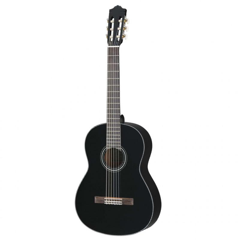 Yamaha C40BL noire - Guitare Classique