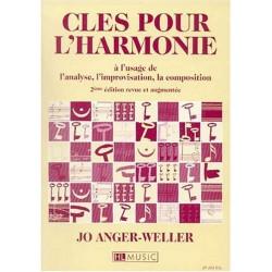 Clés pour l'harmonie - Anger-Weller Jo