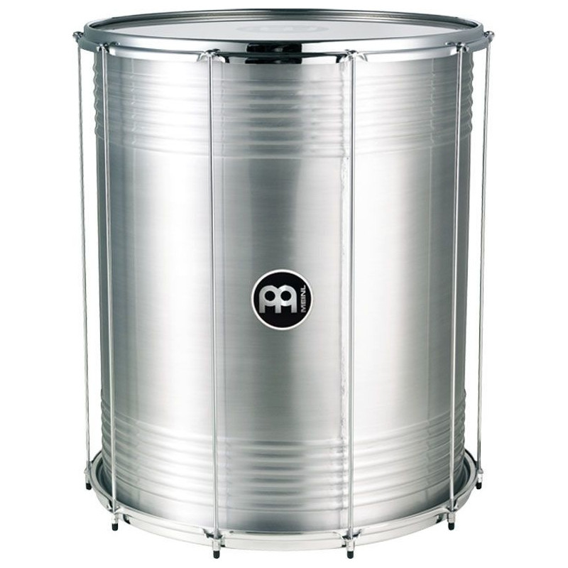 Surdo Meinl Samba 18''x 22'' 8 tirants SU18 Aluminium