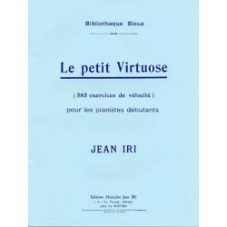 Le Petit Virtuose (585 exercices de vélocité pour les débutants) – piano - IRI Jean