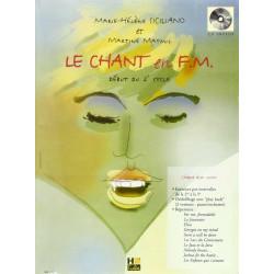 Chant en FM - Marie-Hélène Siciliano, Martine Maymil (+ audio)