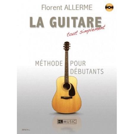 La guitare tout simplement - Florent Allerme (+ audio)