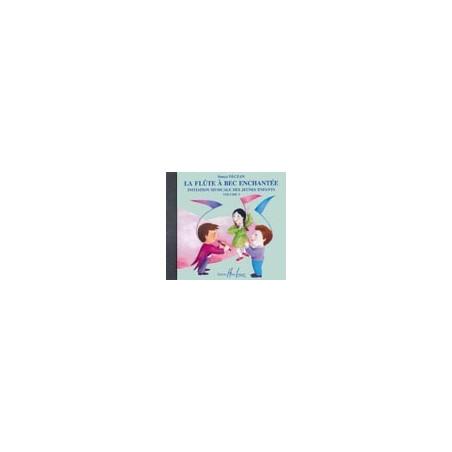 CD Flûte à bec enchantée Vol.2 - Sonya Veczan