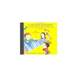 CD Musique enchantée Vol.1 - VECZAN Sonya