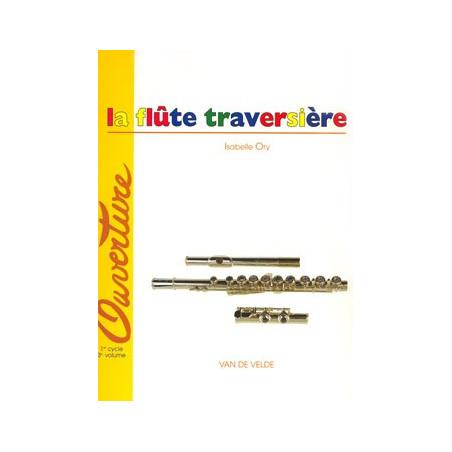La Flûte traversière Vol. 3 - Ory Isabelle
