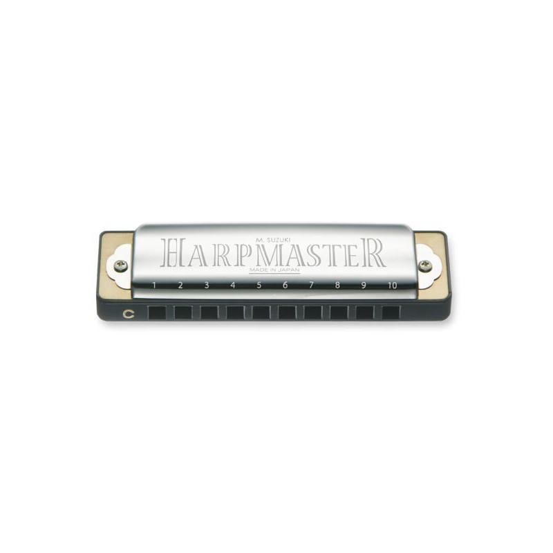 Suzuki MR-200 Harpmaster - La - Harmonica diatonique