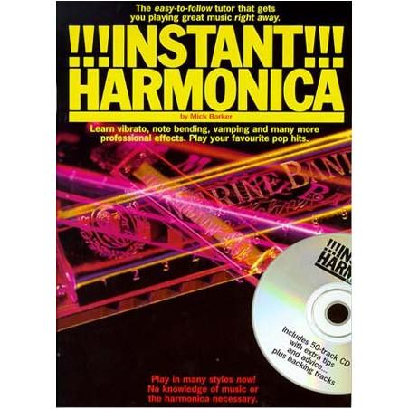 Instant Harmonica (+ audio)