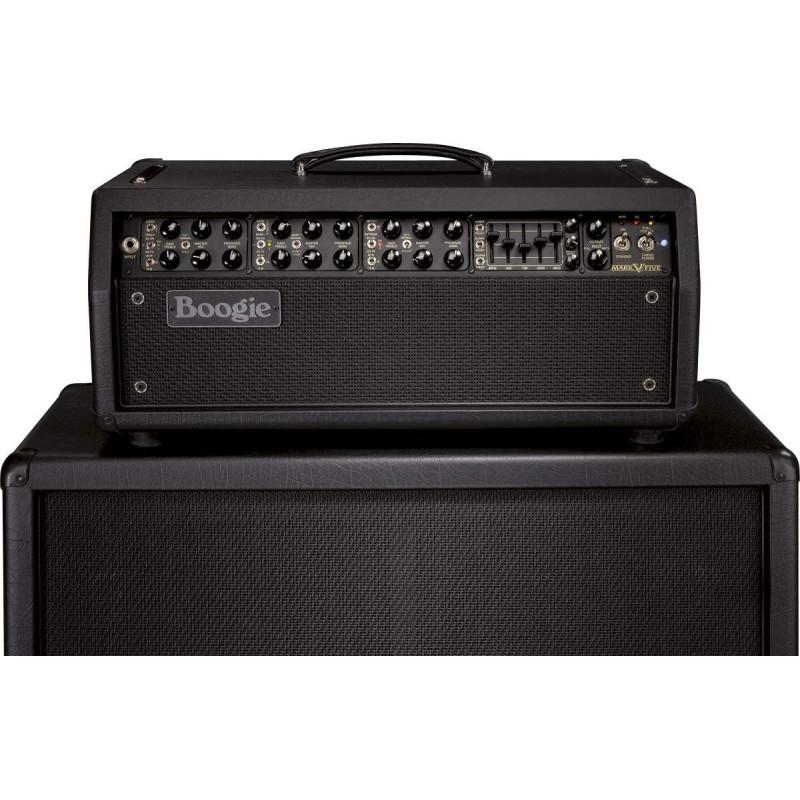 Mesa Boogie 2MVMX Mark V 45 watts - Tête d'ampli guitare électrique à lampes