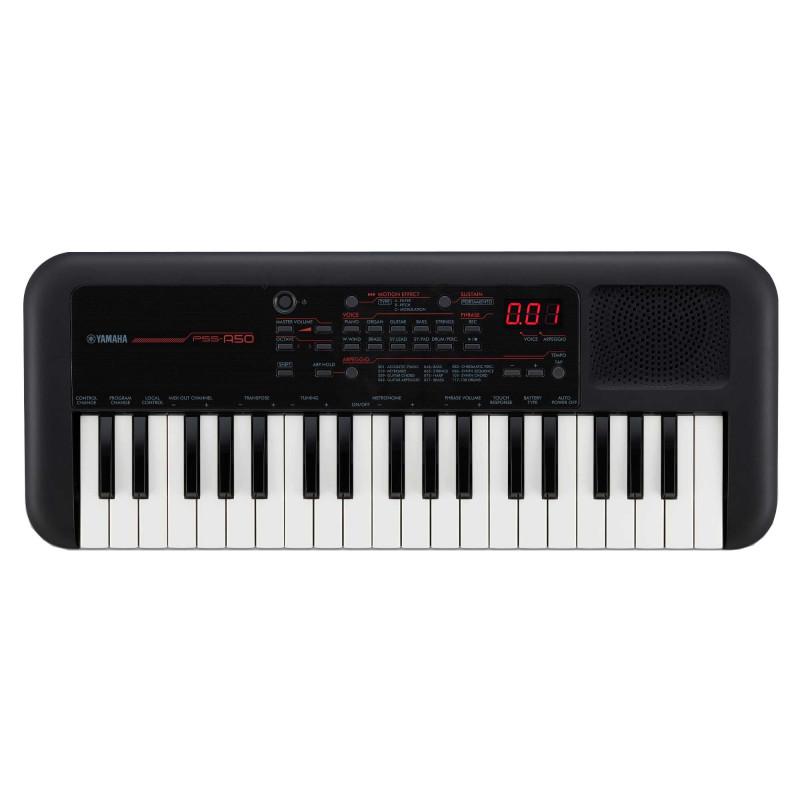 Yamaha Rémie PSS-A50 - clavier portable et créatif - 37 mini-touches