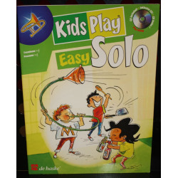 Van Gorp - Kids play easy solo + CD