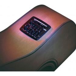 Préampli avec accordeur pour guitare acoustique - B-Band A6T