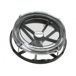 Rototom Remo - 8 pouces noir - ER-0008-00