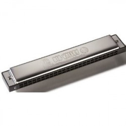 Harmonica trémolo débutant Hohner Big valley Do
