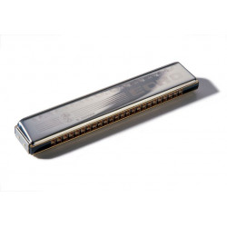 Harmonica tremolo Hohner Echo 48 droit - Do