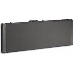 Etui rectangulaire Deluxe Tweed noir pour guitare électrique Stagg GCX-RE-BK
