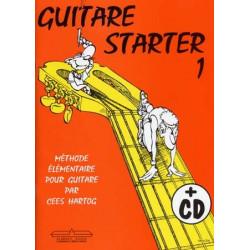 Guitare Starter 1 Cees Hartog (+CD)