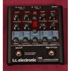 Chorus Flanger guitare TC Electronic Nova Modulator NM-1 occasion