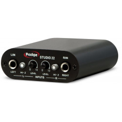 Interface audio USB 2 In 2 Out Prodipe Studio 22