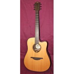Guitare électroacoustique Lâg Tramontane T400DCE occasion