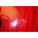 Guitare Epiphone LP Classic Slash Snakepit - Transparent Red occasion (avec etui)