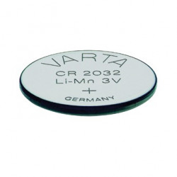 1 pile bouton Varta CR2032