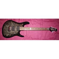 Guitare électrique Musicman John Petrucci BFR 7 occasion (+ étui)