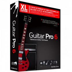 Guitar Pro 6 XL - Editeur de tablatures - Arobas