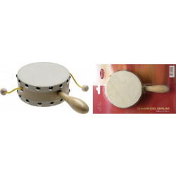Tambour Damroo 4 pouces Stagg SDD-1004