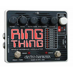 Electro-Harmonix Ring Thing - Modulation guitare