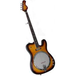 Banjo électrique 5 cordes Gold Tone EBT