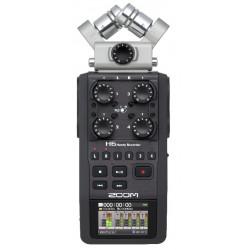 Zoom H6 - Enregistreur numérique 6 pistes