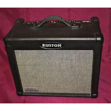 Kustom Dual 35 DFX occasion - Ampli guitare 30 watts