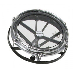 Rototom Remo - 12 pouces noir - ER-0012-00