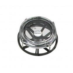 Rototom Remo - 6 pouces noir - ER-0006-00