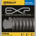 D'Addario EXP46 Tirant fort - Jeu de cordes guitare classique