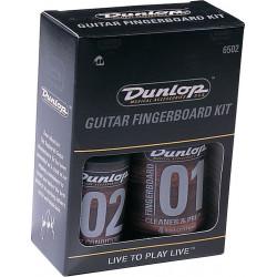 Kit d'entretien pour touche de guitare - Dunlop 6502