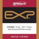 Corde au détail Ré-4 guitare classique D'Addario EXP Tirant normal - EXP4604