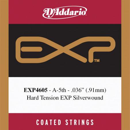 Corde au détail La-5 guitare classique D'Addario EXP Tirant fort - EXP4605