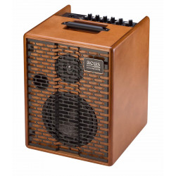 Acus One for Street Wood - Ampli acoustique 80W avec Batterie